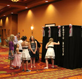 Photo Booth Rental for Sweet 16