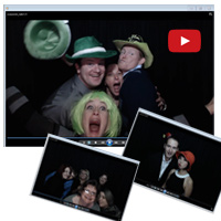 Additional option: Photo Booth Activity Recorded On Video